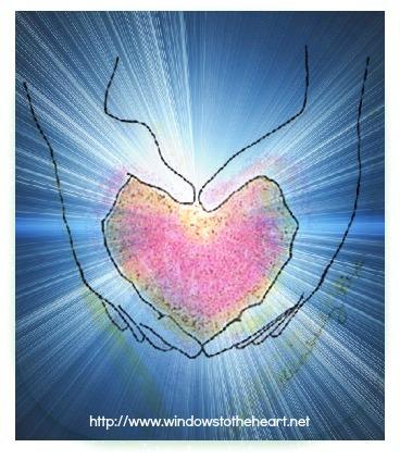 Radiating Resonant Heart