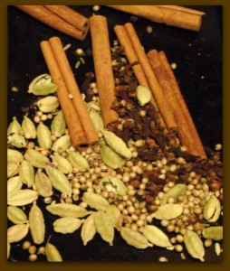 Warming Chai Spices